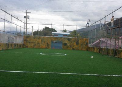 Second Soccer Field